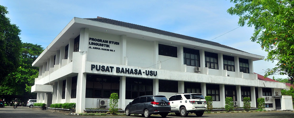 Gedung Program Studi Linguistik